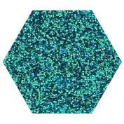100G LIGHT BLUE HOLOGRAPHIC GLITTER ULTRA FINE WINE GLASS ART AND CRAFT NAIL ART SCRAPBOOKING NON TOXIC