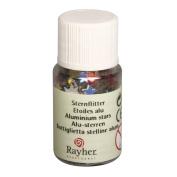 Rayher Aluminium Stars 10 ml Bottle Mixed Colours
