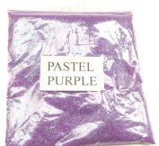 100G PASTEL PURPLE GLITTER NAIL ART CRAFT FLORISTRY WINE GLASS