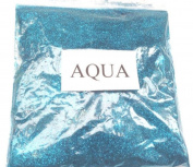 100G AQUA GLITTER NAIL ART CRAFT FLORISTRY WINE GLASS