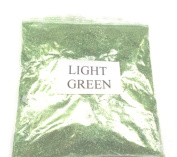 100G LIGHT GREEN GLITTER NAIL ART CRAFT FLORISTRY WINE GLASS