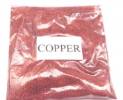 100G COPPER GLITTER NAIL ART CRAFT FLORISTRY WINE GLASS