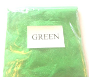 100G NEON GREEN GLITTER ULTRA FINE 0.008 WINE GLASS ART AND CRAFT NAIL ART SCRAPBOOKING NON TOXIC