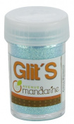 Avenue Mandarine 14 g Glitter, Fluo Pale Blue