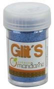 Avenue Mandarine 14 g Glitter, Azur Blue