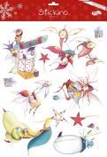 Maildor 30 x 38 cm Stickino Christmas Fairytale, Multi-Colour
