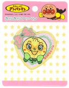 Glitter Inagaki clothing iron adhesion emblem _Anpanman_ Meronpan'na Chan ANH-013
