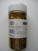 Creation Station 250 g Glitter Shaker Jar , Gold