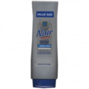 Nair For Men, Extra Strength Hair Remover, 4 Minute Lotion, 300ml by Nair
