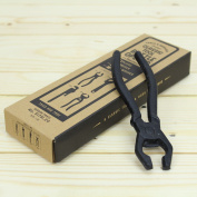 Cast Iron Vintage Tool Bottle Opener In Gift Box ~ Pliers