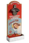 Natives 412430 The Great Escape 12 X 12 X 30 cm Wood/Metal Multi-Coloured Bottle Opener