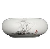 hyl Ceramic ashtray fashion creative personality ashtray