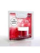 Sparkle Range Jewel Fire Red Non-Toxic Glitter
