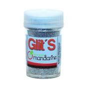 Avenue Mandarine 14 g Glitter, Silver