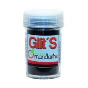 Avenue Mandarine 14 g Glitter, Black