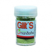 Avenue Mandarine 14 g Glitter, Green