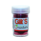 Avenue Mandarine 14 g Glitter, Red