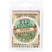 Iced Enamels Inclusions Mica .150ml-Chartreuse