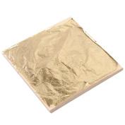 MultiWare 300 Sheets Imitation Gold+Silver+Copper Leaf Gilding Art Craft