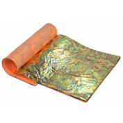 Variegated Green Metal Leaf - 25 sheets Crafts Gold leaf Bling my shoes UK00003085705 Trademark...
