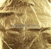 Imitation Gold Leaf Transfer booklet 140mm x 140mm