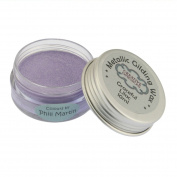Creative Expressions Metallic Gilding Wax 10 ml - Graceful Lilac - Phill Martin