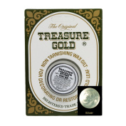 Treasure Gold Metallic Gilding Wax 25g - Silver