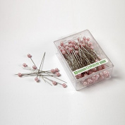 FloristryWarehouse Pearl Headed 6cm Florists Pins x 144 Pink