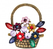 Corsage Flower Basket