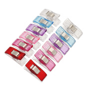 Sewing Clip 50 Mixed Wonder Clip Fabric Clamp Mini Wonder Clips