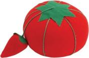 50mm DIY Tomato Sewing Needle Wrist Pin Cushion