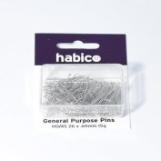 Habico General Purpose Pins 26 x 0.65mm
