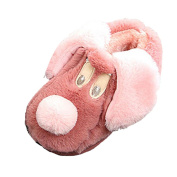 Baby shoes, MuSheng(TM) Winter Children Slippers Boys Girls Cotton Sheep Kids Indoor Warm Shoes