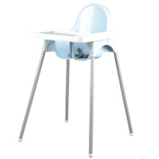 WANG Children's Dining Chair Baby Learning To Eat 61 * 57 * 90cm,Macablue