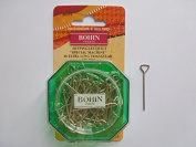 Bohin Quilters Extra Long Tiangle Top Pins 45mm x 60pcs