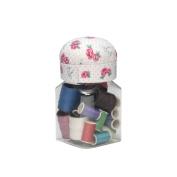 HobbyGift TK01/118   Pin Cushion Jar Lid (Threads)