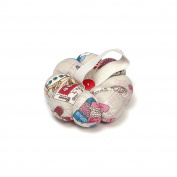 HobbyGift TK03/120   Flower Pin Cushion with Elastic