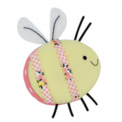 BUTTON IT- NEW FOR 2014 – Honey Pot Novelty Bumble Bee Pin Cushion.