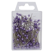 FloristryWarehouse Pearl Headed 4cm Florists Pins x 144 Lilac