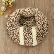 Nursing U Shaped Seat Cushion, Indexp Cuddle Baby Infant Safe Dining Chair Pillow