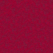 National Nonwovens WCF001SQ2205 Barnyard Red Square Wool Felt, 90cm x 90cm
