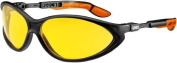 UVEX Goggles cybric amber