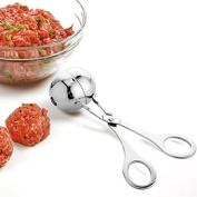 Spoon to make Albondigas 3.5 cm Diameter in Stainless Steel