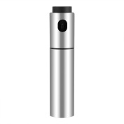 QuiCi Portable Stainless Steel Flavour Oil Pump Spray Bottle Olive Can Tool Pot Cooking BBQ