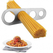 DingSheng Noodles Amount Measure Stainless Steel Spaghetti Measurer Measure Pasta Portion Control Kitchen Tool