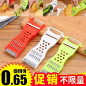 Furniture daily necessities WWYXHQC Home Kitchen-cutting, potato services radish seasoned cucumber slicers services manually, peel is a combination of 7 ,6745