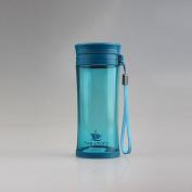 Drinkware Water Bottle 400ml , blue