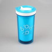Drinkware Water Bottle 300ml , blue