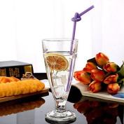 Indoor Drinkware Glass Juice Milk Glass
