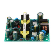 12V 48W 4A Dual Switch Power Supply Module with Overload Circuit Protection, Green
